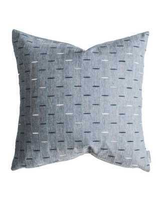 "PIP PILLOW WITHOUT INSERT, 12"" x 24"" - McGee & Co."
