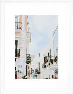 italy Framed Art Print - Society6
