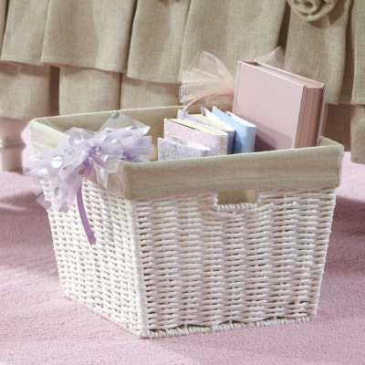 Wicker Basket - Large - Wayfair