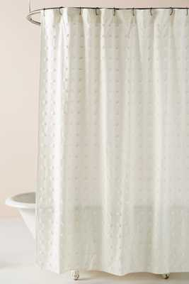 Tufted Makers Shower Curtain - Anthropologie