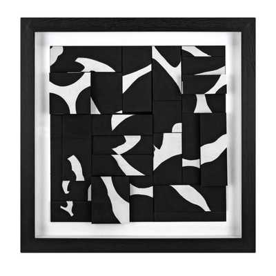 Armini Dimensional Wall Art - Mercer Collection
