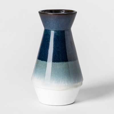 Vase - Navy/Blue/White - Project 62™ - Target