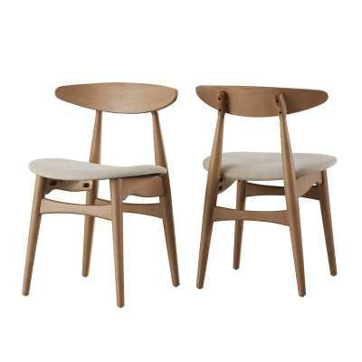 Dundas Side Chair (SET OF 2) - Wayfair