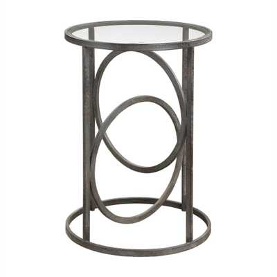 Lucien, Accent Table - Hudsonhill Foundry