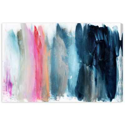 'Parque del Retiro' Painting Print on Wrapped Canvas 16 x 24 - Wayfair