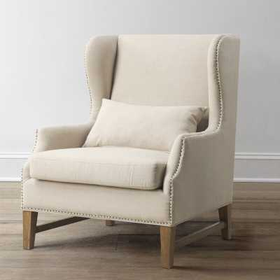 Governor Wing Arm Chair - Wayfair