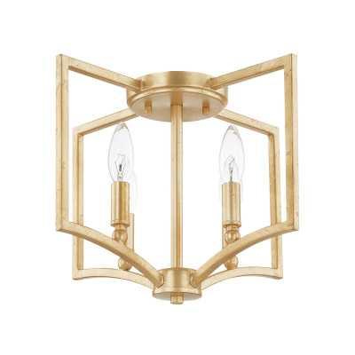Ozella 4-Light Flush Mount - Wayfair