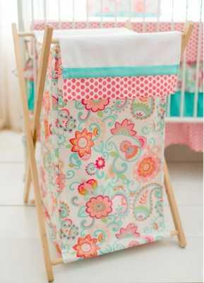 Sweatt Laundry Hamper - Wayfair