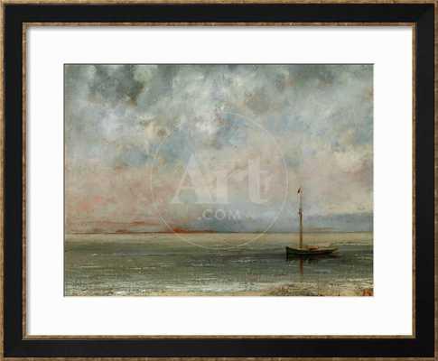 Clouds of Lake Geneva - art.com