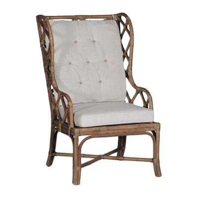 Watson Wingback Chair - Perigold