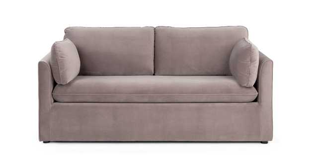 Oneira Dream Taupe Sleeper Sofa - Article