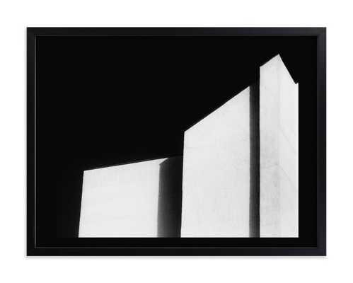 architecture noir - Minted