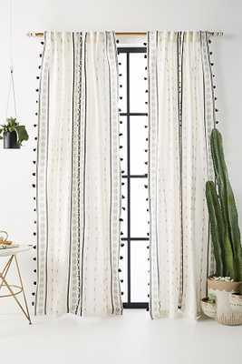 "Araya Curtain, 108"" - Anthropologie"