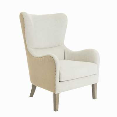Elle Wingback Chair - Wayfair