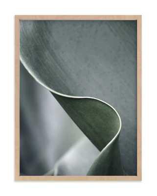 "Botanic 3-Mossy Green-18"" x 24"" - Minted"