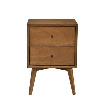Williams 2 - Drawer Nightstand - Wayfair