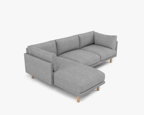 Anderson Sectional - Left-hand-facing Malmo - Rove Concepts
