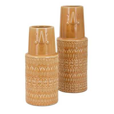 Andreas Vases - Set of 2 - Mercer Collection