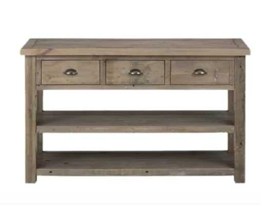 Wolfe Seneca Console Table - Wayfair