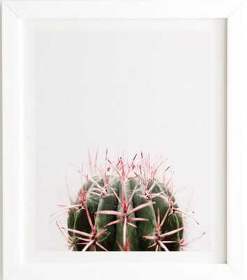 Cactus Red - Wander Print Co.