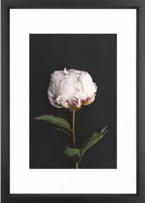 Peony - simply perfect Framed Art Print15 x 20 - Society6
