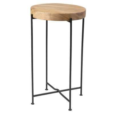 Sherlene Wood End Table - Wayfair