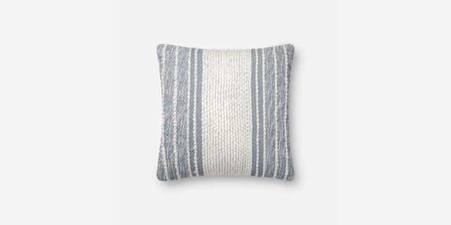 P1090 MH BLUE / IVORY Cotton | Acrylic India - Loma Threads