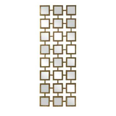 Kingsley Rectangle Wall Mirror - Mercer Collection