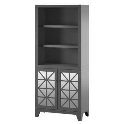 Janette Standard Bookcase - Wayfair