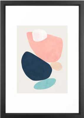 Karu Framed Art Print by Matadesign - Society6