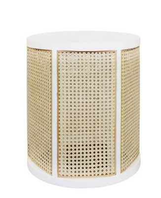 Freya Side Table in Various Colors - Burke Decor