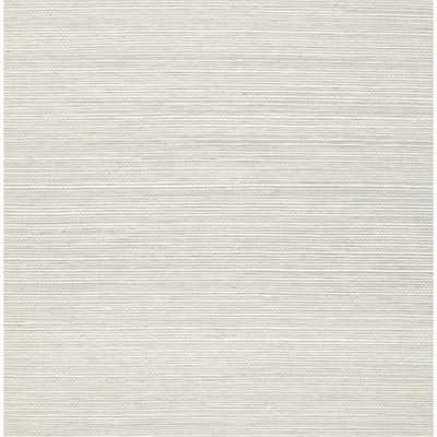 "Essential Kisho Sisal 9.75' L x 36"" W Solid Wallpaper Roll - Wayfair"