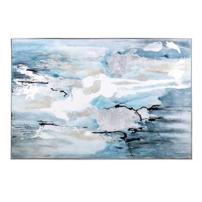 Meridian Framed Oil Painting - Mercer Collection