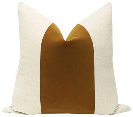 PANEL :: Signature Velvet // Marrakesh Gold - Little Design Company