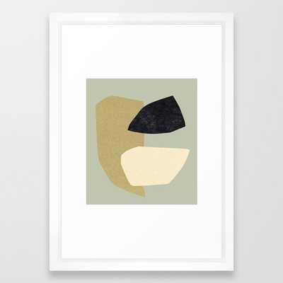 LUXE Framed Art Print - Society6