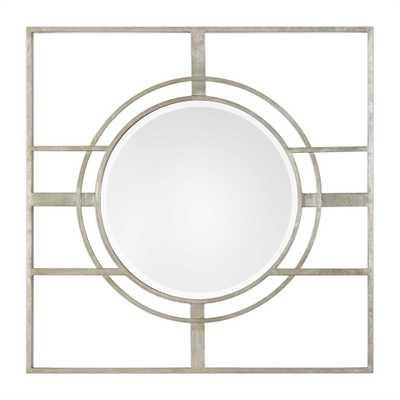 Zenon Square Mirror - Hudsonhill Foundry