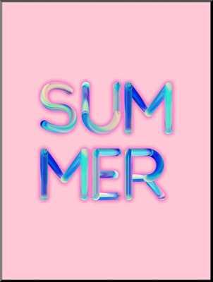 neon-summer - art.com