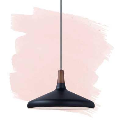 Drew 1-Light Dome Pendant - AllModern