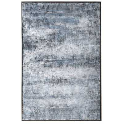 SEREIN HAND PAINTED CANVAS- 41x61 - Hudsonhill Foundry