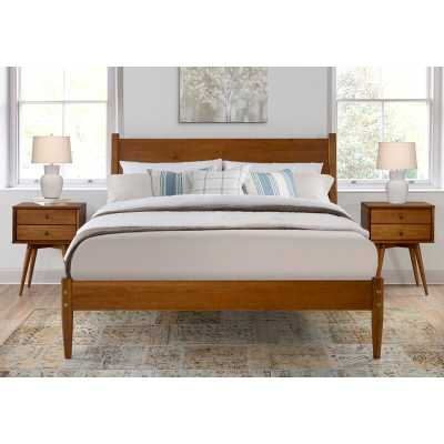 Grady Platform Bed- Queen - Wayfair