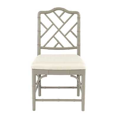 Dayna Side Chairs - Set of 2 - Warm Gray - Ballard Designs