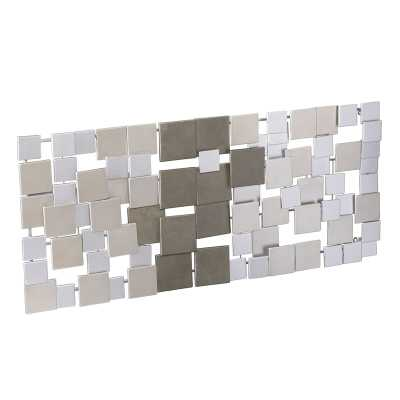 Contemporary Geometric Wall Décorr - Wayfair