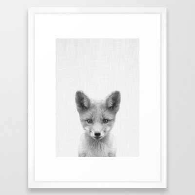 Baby Fox - 20x26 - Society6