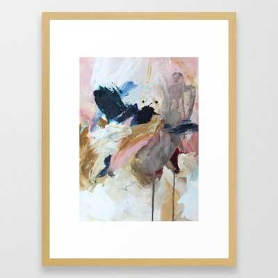 the only one Framed Art Print - Society6