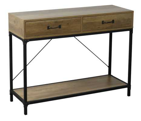 Janell Antique Console Table - Wayfair