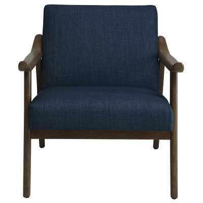 Wardlaw Armchair - Blue - Wayfair