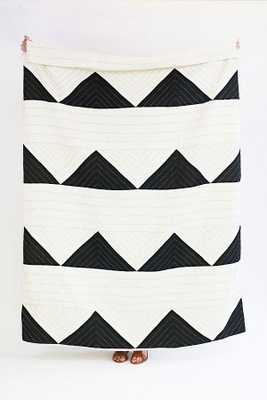 Anchal Triangle Throw Blanket - Anthropologie