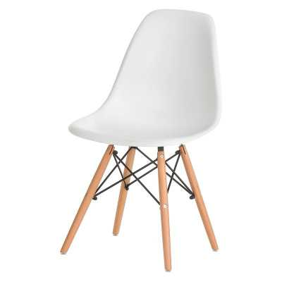 Dining Chair by PoliVaz, White - Wayfair
