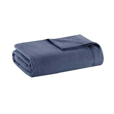 Adora Egyptian-Quality Cotton Blanket - AllModern