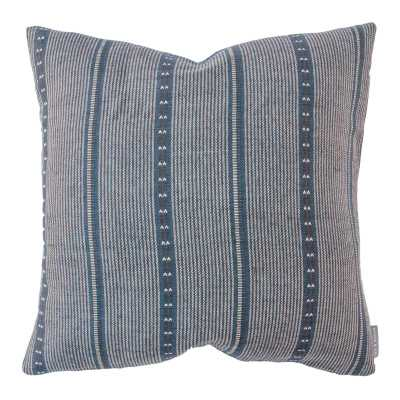 """DORIAN PILLOW WITHOUT INSERT, 12"""" x 24"""" - McGee & Co."""